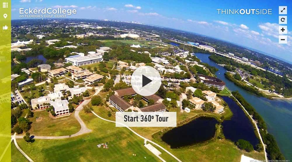 Eckerd College Virtual Tour