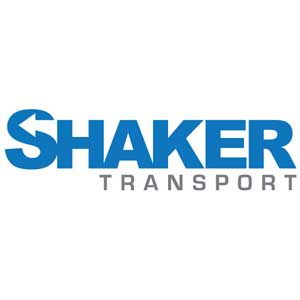 Shaker Transport Logo